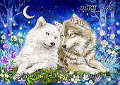 Kayomi, REALISTIC ANIMALS, REALISTISCHE TIERE, ANIMALES REALISTICOS,wulf,wulfs, paintings+++++,USKH306,#a#, EVERYDAY