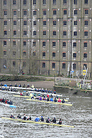 20160320 Vet's Head of the River Race, London. UK