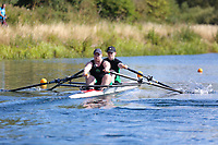 Race: 25  2x (Band 3)  Heat 1<br /> <br /> Peterborough Summer Regatta 2018 - Saturday<br /> <br /> To purchase this photo, or to see pricing information for Prints and Downloads, click the blue 'Add to Cart' button at the top-right of the page.