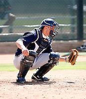 Brett Lawrie / Milwaukee Brewers 2008 Instructional League..Photo by:  Bill Mitchell/Four Seam Images
