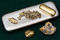 GOLD AND SILVER<br />