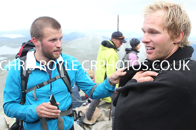 Race number 196 - Arild Askestad - Sunday Norseman Xtreme Tri 2012 - Norway - photo by chris royle / boxingheaven@gmail.com