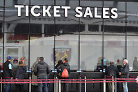 West Ham Tickets sales office  during West Ham United vs Burnley, Premier League Football at The London Stadium on 10th March 2018