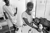 - country hospital in Nhamatanda village, province of Sofala....- ospedale rurale nel villaggio di Nhamatanda, provincia di Sofala