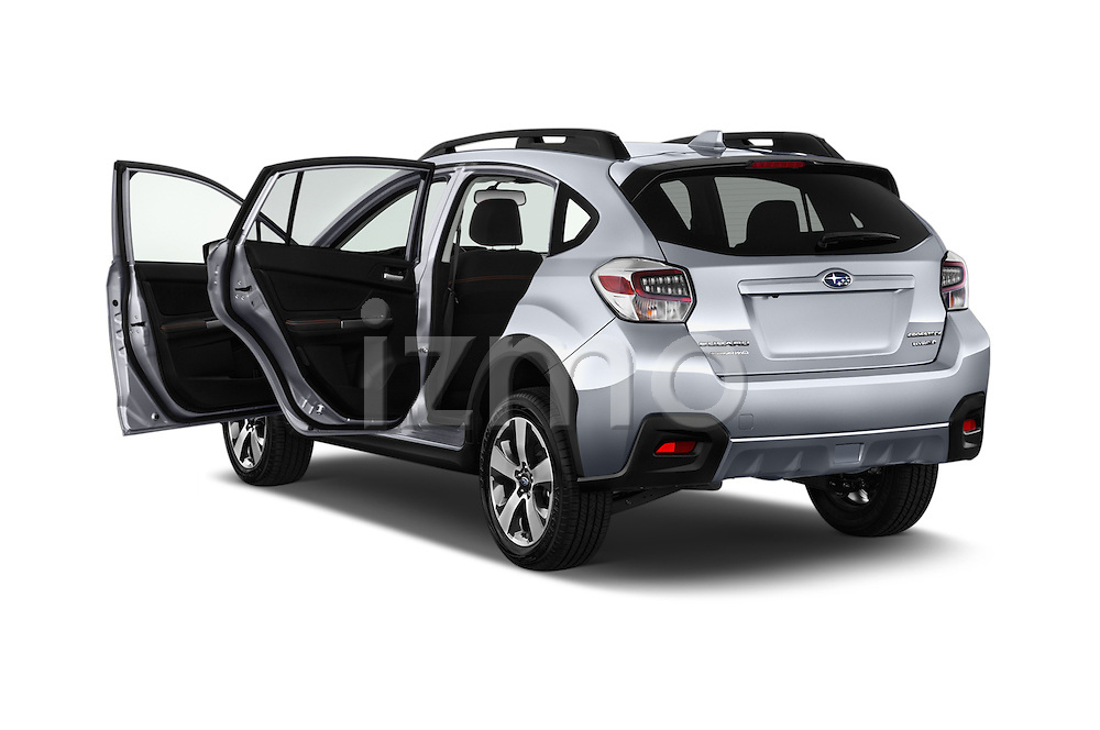 Car images of 2016 Subaru Crosstrek Hybrid-Touring 5 Door SUV Doors