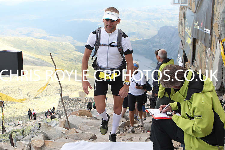 Race number 79 - Maurits Heikoop - Norseman Xtreme Tri 2012 - Norway -photo by chris royle/ boxingheaven@gmail.com