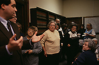 152 frustrated citizens banded together in a lawsuit in an effort to halt the assault on their air.  Armed with video taped evidence, photographs and testimony the residents proved that black dust blanketed their town from coal stockpile and preparation plant.<br /> <br /> They won but little has changed--and the company bought a street sweeper for the community.  <br /> <br /> But it was a moral victory to a group of people who saw property values plummet in the black cloud that hung over their town.  None of the 152 people in the town that is mostly retirees had ever been involved in a lawsuit.