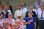 08.06.2019., stadium Gradski vrt, Osijek - UEFA Euro 2020 Qualifying, Group E, Croatia vs. Wales. Ivan Mestrovic, Davor Suker. <br /> <br /> Foto © nordphoto / Davor Javorovic/PIXSELL