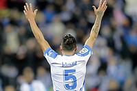 CD Leganes' Jonathan Silva celebrates victory  during La Liga match. November 23,2018. (ALTERPHOTOS/Alconada) /NortePhoto.com