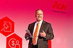 Clyde Ebanks speaking at AON Risk Management Symposium 2016