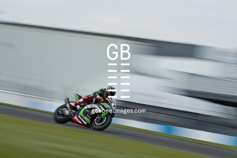 2016 FIM Superbike World Championship, Round 07, Donington Park, United Kingdom, Tom Sykes, Kawasaki