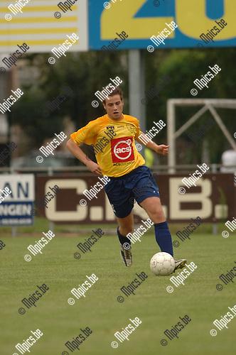 Tommy Rottiers , KFCO Wilrijk