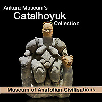 Pictures of Museum of Anatolian Civilisations Catalhoyuk Artefacts -
