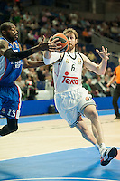 Euroleague Basketball Real Madrid v Anadolu Efes