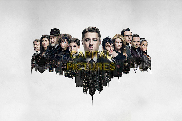 Gotham (2014 - ) <br /> (Season 2)<br /> KEY ART<br /> *Filmstill - Editorial Use Only*<br /> CAP/KFS<br /> Image supplied by Capital Pictures