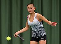 March 15, 2015, Netherlands, Rotterdam, TC Victoria, NOJK, Roos van Reek (NED)<br /> Photo: Tennisimages/Henk Koster