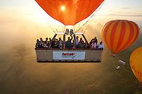 20160328 March 28 Hot Air Balloon Gold Coast