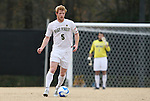 02 December 2007: Wake Forest's Patrick Phelan. The Wake Forest University Demon Deacons defeated the West Virginia University Mountaineers 3-1 at W. Dennie Spry Soccer Stadium in Winston-Salem, North Carolina in a Third Round NCAA Division I Mens Soccer Tournament game.