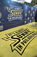 """HOLLYWOOD - SEPTEMBER 24: Atmosphere at the red carpet premiere event for FXX's """"It's Always Sunny in Philadelphia"""" Season 14 at TCL Chinese 6 Theatres on September 24, 2019 in Hollywood, California. (Photo by Stewart Cook/FXX/PictureGroup)"""