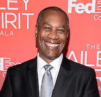 NEW YORK, NY - JUNE 11: Actor Joe Morton pictured at the 'Ailey Spirit Gala Benefit at the David H. Koch Theater , New York City ,June 11, 2014 © HP/Starlitepics.