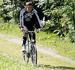 19.07.2011, Bad Kleinkirchheim, AUT, Fussball Trainingscamp VFL Wolfsburg, im Bild Marwin Hitz , EXPA Pictures © 2011, PhotoCredit: EXPA/Oskar Hoeher