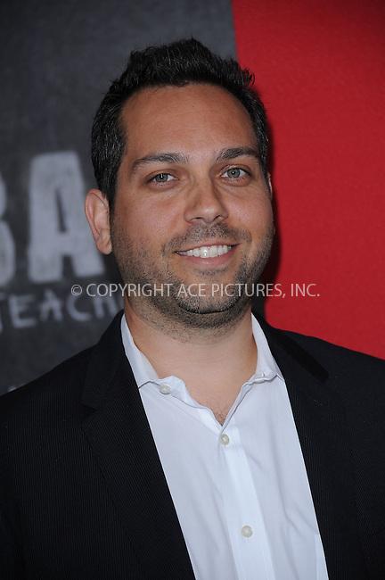 WWW.ACEPIXS.COM . . . . . .June 20, 2011...New York City...Lee Eisenberg attends the premiere of 'Bad Teacher' at the Ziegfeld Theatre on June 20, 2011 in New York City.....Please byline: KRISTIN CALLAHAN - ACEPIXS.COM.. . . . . . ..Ace Pictures, Inc: ..tel: (212) 243 8787 or (646) 769 0430..e-mail: info@acepixs.com..web: http://www.acepixs.com .