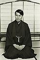 Undated - Kichiemon Nakamura II was a Kabuki actor. (Photo by Koichi Saito/AFLO)