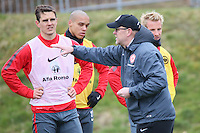 01.04.2015: Eintracht Frankfurt Training