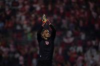 MACEIÓ, AL, 12.07.2019 - CRB-GUARANI - Edson Mardden, do CRB em jogo válido pela 9ª rodada do Campeonato Brasileiro Serie B 2019, no Estádio Rei Pelé, em Maceió, nesta sexta-feira, 12. (Foto: Alisson Frazão/Brazil Photo Press/Folhapress)