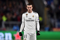 Gareth Bale Real <br />  during the Uefa Champions League 2018/2019 Group G football match between AS Roma and Real Madrid at Olimpico stadium Allianz Stadium, Rome, November, 27, 2018 <br />  Foto Antonietta Baldassarre / Insidefoto