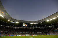 A general view during play of the Estadio Castelao, Fortaleza