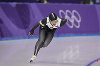 OLYMPIC GAMES: PYEONGCHANG: 16-02-2018, Gangneung Oval, Long Track, 5.000m Ladies, Nana Takagi (JPN), ©photo Martin de Jong