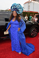 SANTA MONICA - JUNE 1: Star Jones attends the 3rd Annual Wearable Art Gala at Barker Hangar on June 1, 2019 in Santa Monica, California. (Photo by Frank Micelotta/PictureGroup)