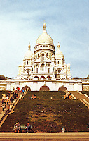 Paris: Sacre Coeur 1876-1910. Photo '90.