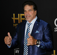 BEVERLY HILLS, CA - NOVEMBER 04: Lou Ferrigno attends the 22nd Annual Hollywood Film Awards at The Beverly Hilton Hotel on November 4, 2018 in Beverly Hills, California. <br /> CAP/MPI/SPA<br /> &copy;SPA/MPI/Capital Pictures