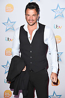 Peter Andre<br /> at the 2017 Health Star awards held at the Rosewood Hotel, London. <br /> <br /> <br /> ©Ash Knotek  D3256  24/04/2017