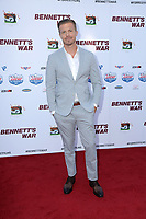 """LOS ANGELES - AUG 13:  Michael Roark at the """"Bennett's War"""" Los Angeles Premiere at the Warner Brothers Studios on August 13, 2019 in Burbank, CA"""