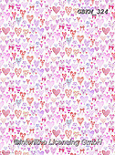 Kate, GIFT WRAPS, GESCHENKPAPIER, PAPEL DE REGALO, paintings+++++,GBKM324,#gp#, EVERYDAY ,hearts,valentine