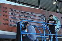 SPEEDSKATING: SALT LAKE CITY: 10-12-2017, Utah Olympic Oval, ISU World Cup, Nao Kodaira (JPN) World record holder 1000m Ladies 1.12,09, ©photo Martin de Jong