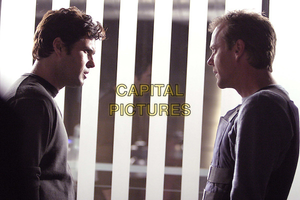 "CARLOS BERNARD & KEIFER SUTHERLAND.in 24.""6:00am-7:00am"".*Editorial Use Only*.www.capitalpictures.com.sales@capitalpictures.com.Supplied by Capital Pictures."