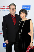LOS ANGELES - JUN 11: Robert L Freedman, Jean Kauffman at The Actors Fund's 22nd Annual Tony Awards Viewing Party at the Skirball Cultural Center on June 10, 2018 in Los Angeles, CA