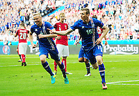 160622 Group F, Iceland v Austria