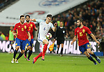 England's John Stones in action during the friendly match at Wembley Stadium, London. Picture date November 15th, 2016 Pic David Klein/Sportimage