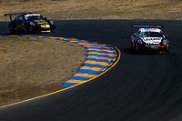 Porsche GT3 Cup Challenge USA<br /> Sonoma Raceway<br /> Sonoma Raceway, Sonoma, CA USA<br /> Sunday 17 September 2017<br /> 00, Corey Fergus, GT3P, USA, 2017 Porsche 991<br /> World Copyright: Jake Galstad<br /> LAT Images