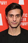 Gideon Glick during the Opening Night after party for Atlantic Theater Company's 'The Mother' at The Gallery at the Dream Downtown on March 11, 2019 in New York City.