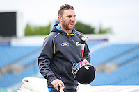Picture by Alex Whitehead/SWpix.com - 27/05/2015 - Cricket - 2nd Investec Test: England v New Zealand - Headingley Cricket Ground, Leeds, England - New Zealand's Brendon McCullum during a practice session.