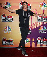 LOS ANGELES, CA, USA - MAY 01: Matt Stafford, Stafford Brothers in the press room at the iHeartRadio Music Awards 2014 held at The Shrine Auditorium on May 1, 2014 in Los Angeles, California, United States. (Photo by Celebrity Monitor)