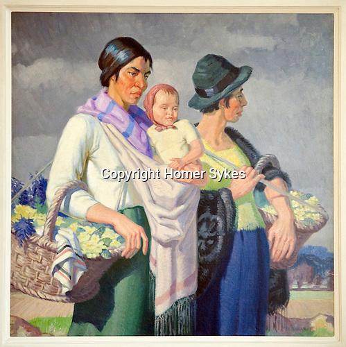 HAROLD DEARDEN, Gypsy Primrose Sellers