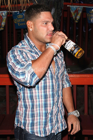 Ronnie Ortiz-Magro pictured at Bamboo in Philadelphia, Pa on September 16, 2011  © Star Shooter / MediaPunchInc