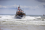 Clogherhead Lifeboat Arrival